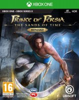 Prince of Persia The Sands of Time XB1