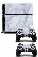 ProSkin Folie Playstation 4 Marble PS4