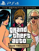 Grand Theft Auto The Trilogy The Definitive Edition PS4