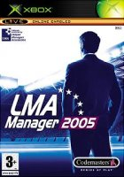 LMA Manager 2005 Xbox Original