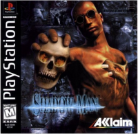 Shadow Man PS1
