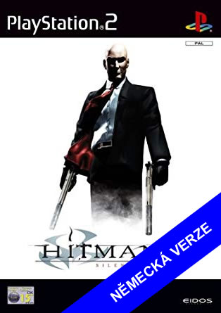 Hitman 2 Silent Assassin DE PS2