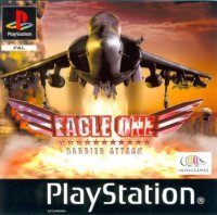 EAGLE ONE HARRIER ATTACK PS1