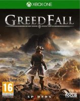 Greedfall Xbox One DEUTCH Obal