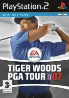 Tiger Woods PGA Tour 08 PS2