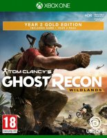 Tom Clancys Ghost Recon Wildlands Year 2 Gold Edition Xbox One