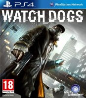 Watch Dogs English PS4