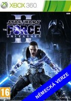 Star Wars The Force Unleashed 2 DE Xbox 360