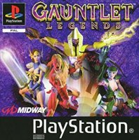 Gauntlet Legends PS1 bez krabičky