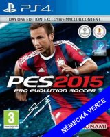 Pro Evolution Soccer 2015 DE PS4