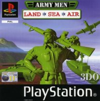 ARMY MEN Land Sea Air PS1