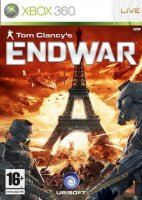 Tom Clancys End War Xbox 360