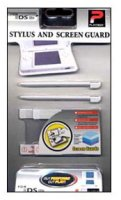 Stylus And Screen Guard NDS LITE
