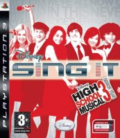 High School Musical 3 Sing PS3