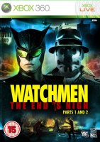 Watchmen The End Is Nigh Parts 1 And 2 Xbox