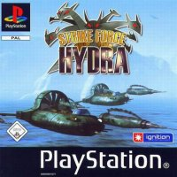 Strike Force Hydra PS1
