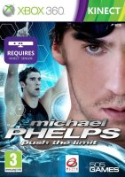 Michael Phelps Push the limit Kinect Xbox 360
