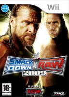 WWE Smackdown! VS Raw 2009 Wii