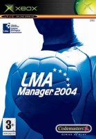 LMA Manager 2004 Xbox Original