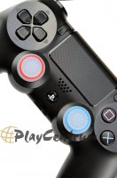 Analog Thumb Set Coloured Circle White PS4