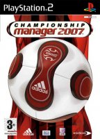 Championship Manager 2007 PS2