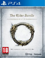 The Elder Scrolls Online Tamriel Unlimited PS4 bez krabičky
