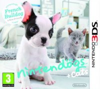 Nintendogs + Cats French Bulldog 3DS