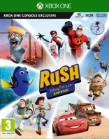 Rush A Disney Pixar Adventure Xbox One