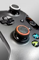 Analog Thumb Set Coloured Circle Black PS4