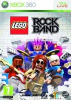 LEGO Rock Band Xbox 360
