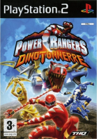 Power Rangers Dino Thunder PS2