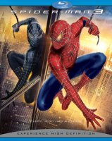 SPIDERMAN 3 BLU-RAY