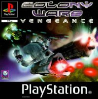 Colony Wars Vengeance PS1 bez krabičky