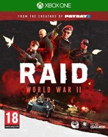 RAID World War II Xbox One