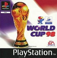 World Cup 98 PS1 Bez Obalu
