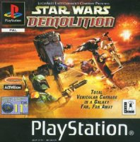 Star Wars Demolition PS1 bez krabičky