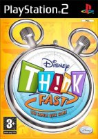 Disney Th!nk Fast PS2